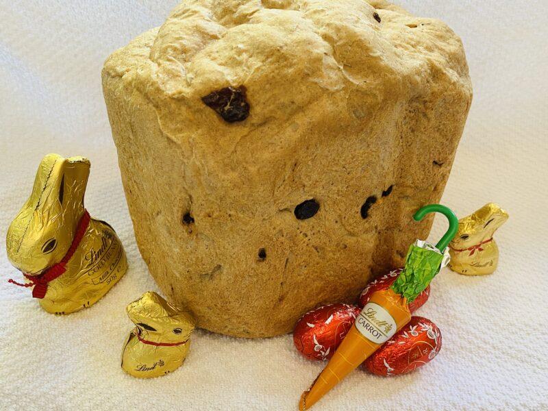 Mixing With Mandy Hot Cross Bun Bread